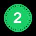 2circled