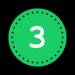 3circled